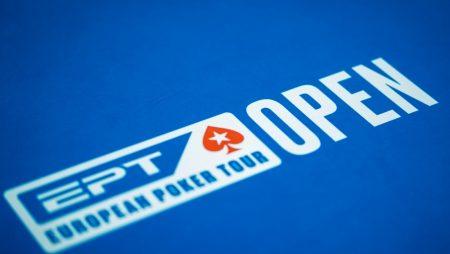 EPT Open Сочи: октябрь'21. День 2