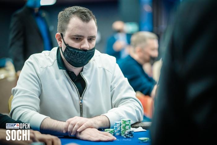 Константин Маслак покер